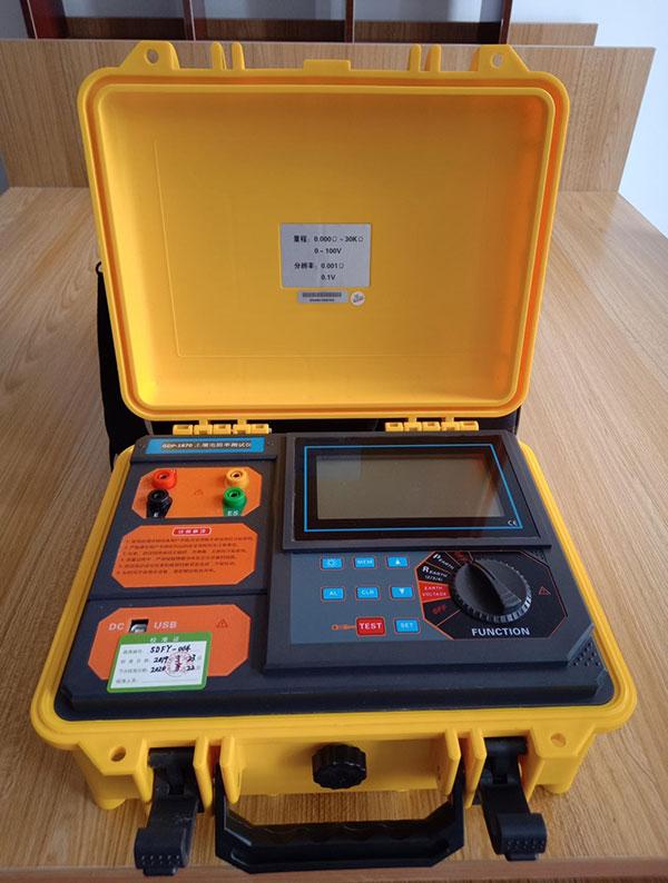 泰安土壤电阻率测试仪