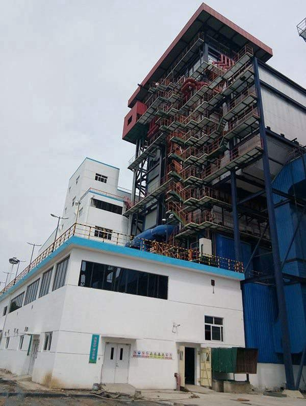 工业厂房竣工检测